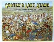 Custerand039s Last Stand - Battleline 1976 - Punched Complete