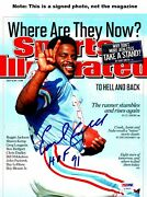 Earl Campbell Signed - Autographed Houston Oilers 8x10 Inch Photo Psa/dna Proof