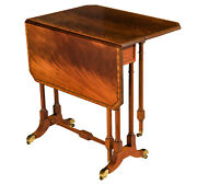 Original Baker Furniture 18th Classic Collection Butterfly Table Mahognay