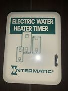 Electric Water Heater Timer