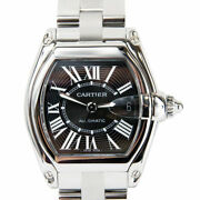 Roadster 2510 Black Dial Stainless Steel Automatic Watch