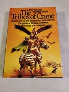 Vintage Board Games Rare A Play-by-mail Fantasy Game The Tribes Of Crane