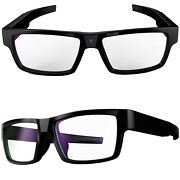 Spy Glasses Touch Activated 5mp Camera 1080p Full Hd Spy Video Recorder And Sound