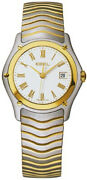 Watch Woman Ebel Classic 1257f21 Of Stainless Steel Golden