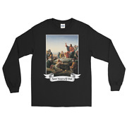Sort Yourself Out - Sermon On The Mount - Long Sleeve T-shirt