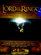 New Rare 2011 Lord Of The Rings Dvd Motion Picture Blueray Trilogy Boxset Fellow
