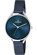 Watch Woman Radiant New Starlight Ra432212 Of Stainless Steel Blue