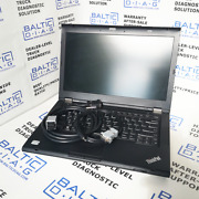 Hyster-yale Forklift Truck Diagnostic Service Tool Laptop Incl.