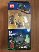 Lego 850487 Halloween Accessory Set With Graveyard Ghost Witch Zombie New Sealed