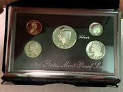 1994 United States Mint Premier Silver 5 Coin Proof Set With Coa In Ogp