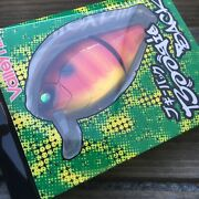 Valleyhill Boogie Back Jointed Wake Bait Shallow Crankbait Japan Bass Tackle Jdm