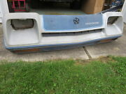 1983 1984 1985 1986 Dodge Shelby Charger Front Bumper Cover Fascia Panel Nose