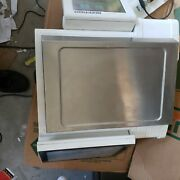 Bizerba Wubr-508n Scale For Parts Broken Lcd Screen