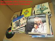 Lot Of 190+ Records 70and039s 60and039s 50and039s Rock Classical Jazz Antique Vintage 33 45 78