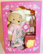 Rare Muffy Vanderbear Couture Salon Du The Tea Cup Set Easter Type Outfit
