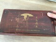 Antique 1923 Ancient Game Of The Mandarins Piroxloid Corp Old China Game