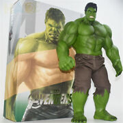 The Avengers Hulk Huge Size 55cm Figure Model Statue Collection New In Box