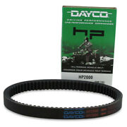 Dayco High Performance Drive Belt Hp2000 Arctic Cat 400 4x4 Fis Auto Le Us 2005