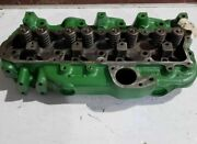 John Deere Re-man 4 Cyl. Head W/ Valves And Springs R-111949 For 4039 And 4045 Engin