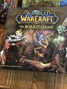 World Of Warcraft Board Game + Shadows Of War 100 Complete Hand Painted Mint