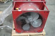 Super Vac Ventilating Systems Electric Smoke Ejector Blower 24 P244c