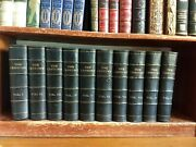 Lot Of Old The Century Illustrated Monthly Magazine Leather Books 1881-1886 Set