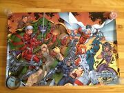 Jim Lee Wildc.a.t.s. Poster 1998