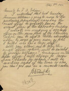 Thomas A. Edison - Autograph Memo Signed 05/08/1920 With Co-signers