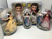 Disney Beauty And The Beast Belle Doll Collection