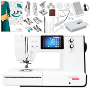 Bernette B77 Deco Sewing And Quilting Machine Bundle