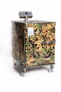 Camouflage Electric Smoker 25lb Meat Capacity Nib Hunters Special