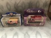Vintage Diecast Toy Trucks X2 Corgi And Oxford Diecast Collectable