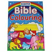 Brown Watson Children's Bible Stories Bumper Colouring Colour Book Book The Fast