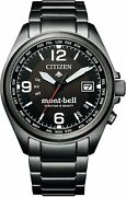 Citizen Promaster Land Cb0177-58e Mont-bell Solar Radio Menand039s Watch New In Box