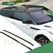 Roof Rack Rails Fit For 2011-2018 Range Rover Evoque Luggage Cross Bars