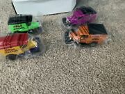 Vintage 1979 Matchbox Cereal Cars Lot Of 4 New Sealed Kelloggs