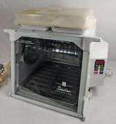 Ronco Showtime Rotisserie Oven Model 4000 White Digital Control With Accessories