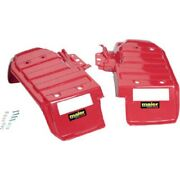 Maier Mfg Honda Atc250es Big Red 1985-1987 Rear Fenders Red Left And Right 118952