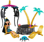 Monster High Doll Cleo 13 Wishes Oasis Playset Replacement Parts You Pick