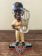 Pablo Sandoval 2014 Sf Giants World Champions Forever Bobblehead Le 3/2014