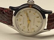 Beautiful Vintage Gallet Automatic Ladies Swiss Made Wristwatch Excellent