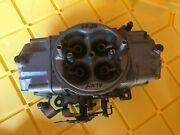 Braswell Carburetion Holley 4150 Main Body 650 Cfm Alcohol Alky Methanol M1