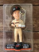 Buster Posey 2014 Sf Giants World Champions Forever Bobblehead Le 1109/2014