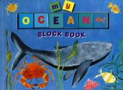 My Ocean Block Book Book The Fast Free Shipping