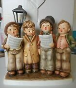 Hummel Century Piece Harmony In Four Parts In Original Box Signed By Artist