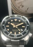 Brand New Nethuns Lava 2 Ls211 Automatic 600m 45mm Stainless Steel Sold Out