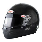 Bell Hp5 Touring Carbon Motorsport/race/rally Fia Crash Helmet Lid