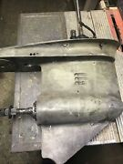 1971 Evinrude 50hp Lower Unit 20 70 71 72 73 74 75 Omc 60 Electric Shift
