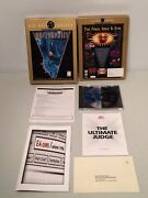 Noctropolis Gold Edition Video Game Evil Horror Ea Windows 95 Ms Dos Pc Cd Rom