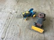 2 X Antique Metal Vintage Ford Series Number 39 And 16 Lesney Tractor Toys